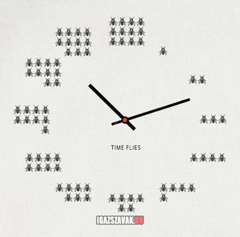 repül az idő