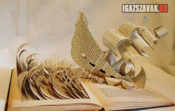 újrahasznosítás a már megunt könyvedhez