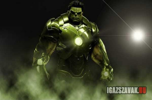 ő lenne a legbrutálisabb szuperhős
