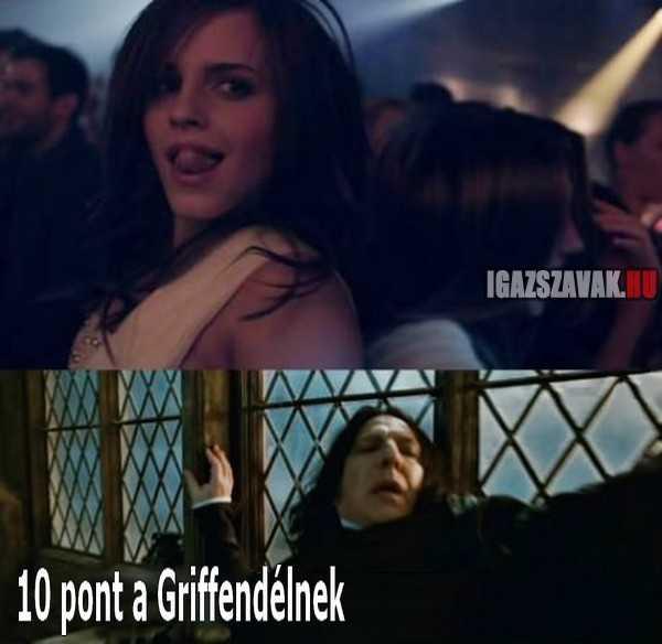 Hermione egyre rosszabb
