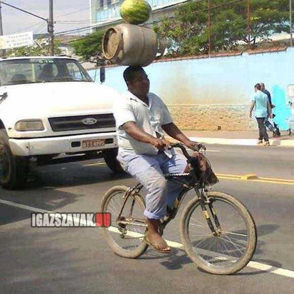 Kerékpározás Like A Boss.