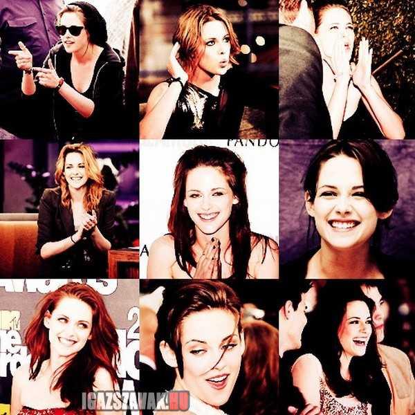 a mosoly megszépíti az embert avagy ahogy még sosem láttad Kristen Stewartot