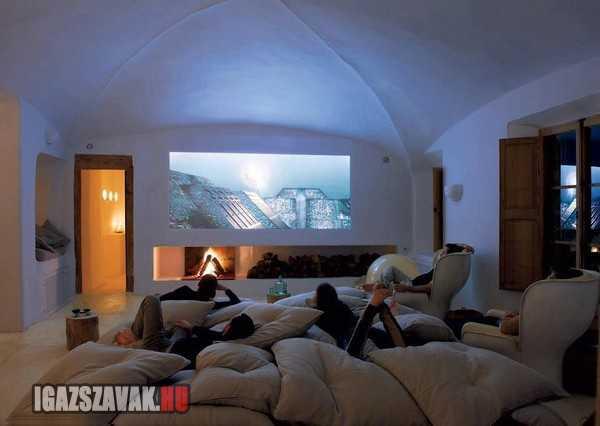 a tökéletes tv néző hely