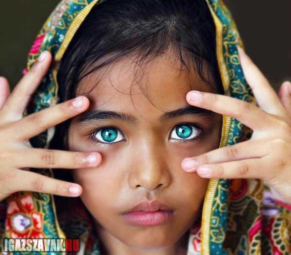 azok a csodálatos szemek