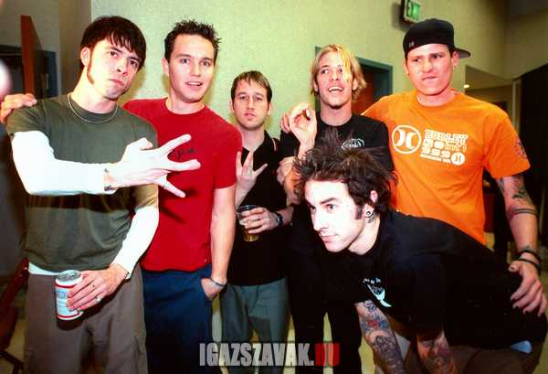 blink 182 és a Foo Fighters