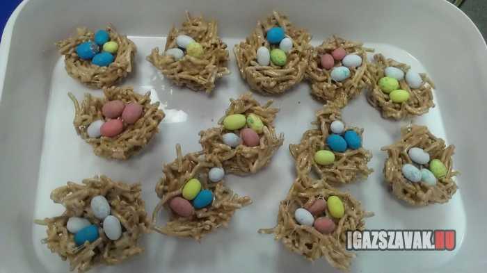 egy kis húsvéti finomság, édes szájúaknak