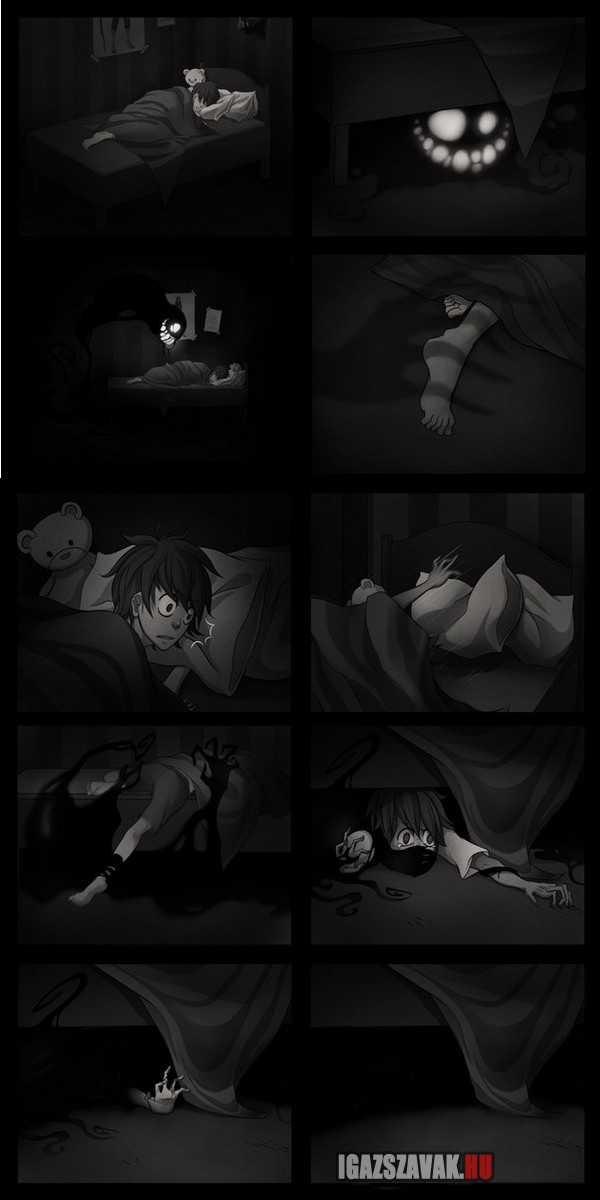 ezért takarózz be rendesen minden este