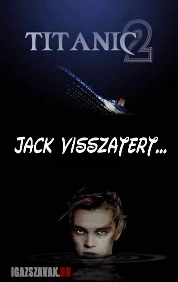 jack visszatért