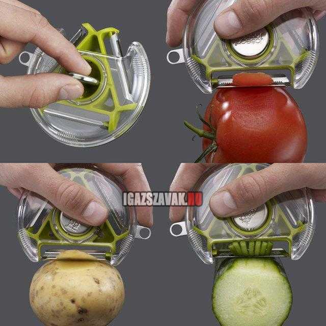 nekem is kell egy ilyen többfunkciós zöldség pucoló