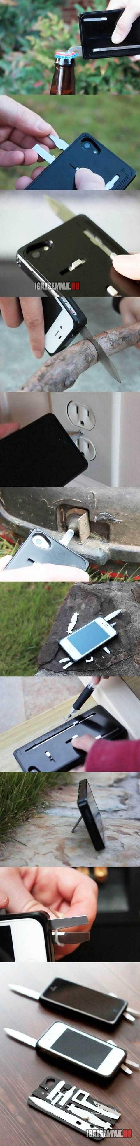 végre egy igazán hasznos iPhone kiegészítő