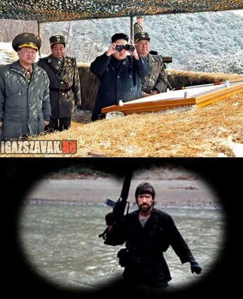 Észak.Koreának annyi
