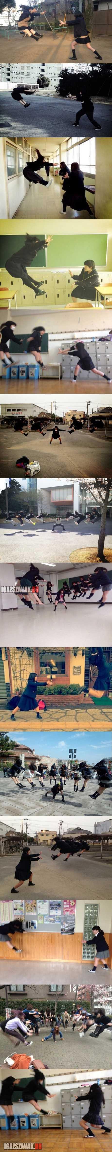új hobbi tomból a japán  iskoláslányok körében