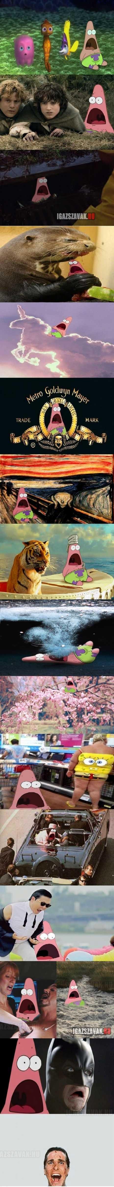 Patrick a legjobb