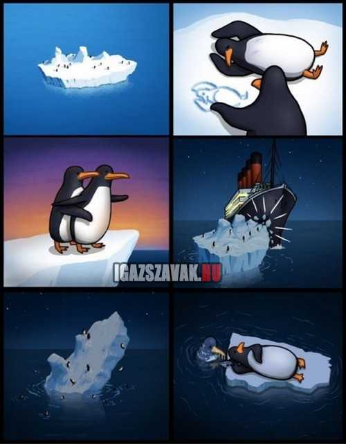 a titanic egy másik szemszögből