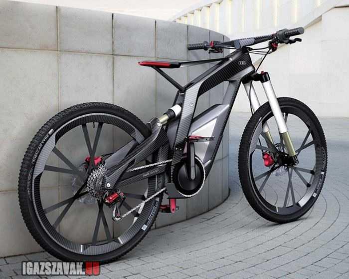 bicikli az auditól
