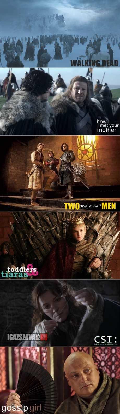 ezért szeretjük a trónok harcát