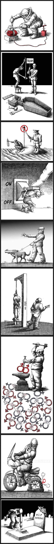 Mana Neyestani elgondolkodtató művei