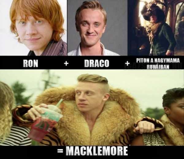 Megfejtettük Macklemore titkát!