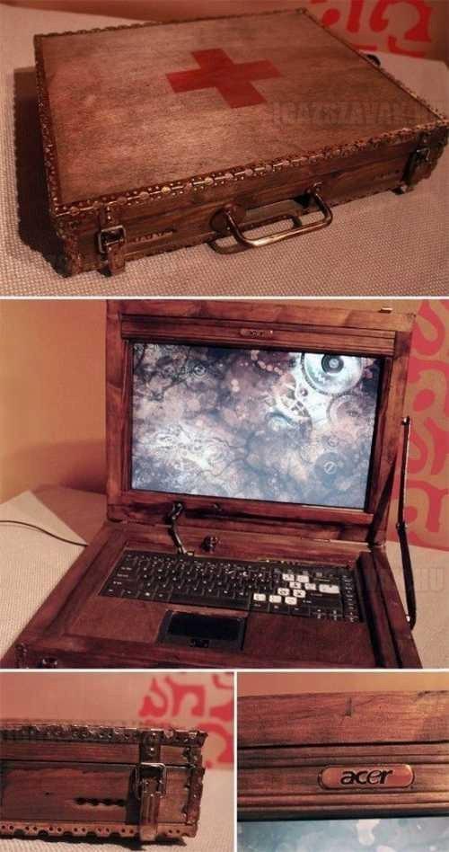eslősegélydoboz laptop kéne