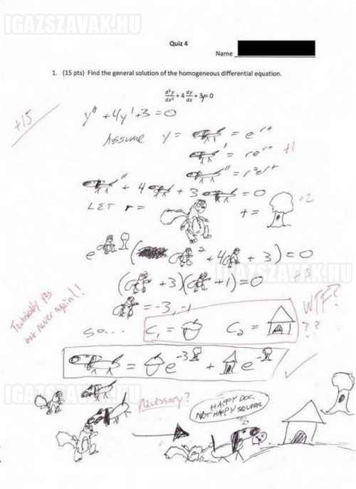 Így kergesd az őrületbe a matektanárod
