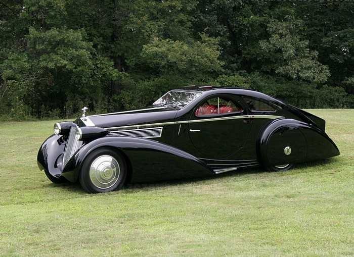 Csak egy 1925 Rolls Royce Phantom Coupe