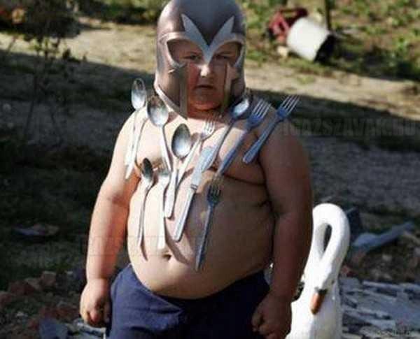 Magneto is volt egyszer fiatal