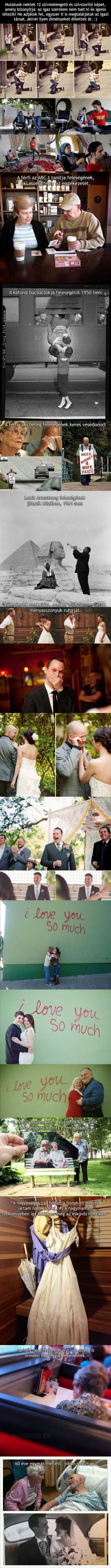 12 kép, ami után újra hinni fogsz az igaz szerelemben