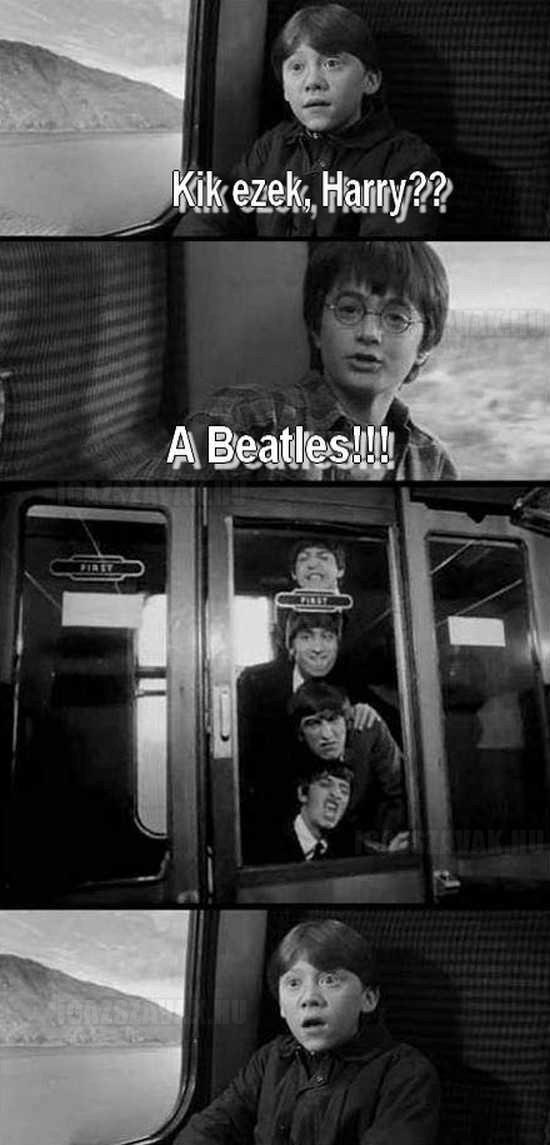 Kik ezek, Harry