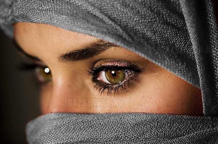 azok gyönyörű szemek