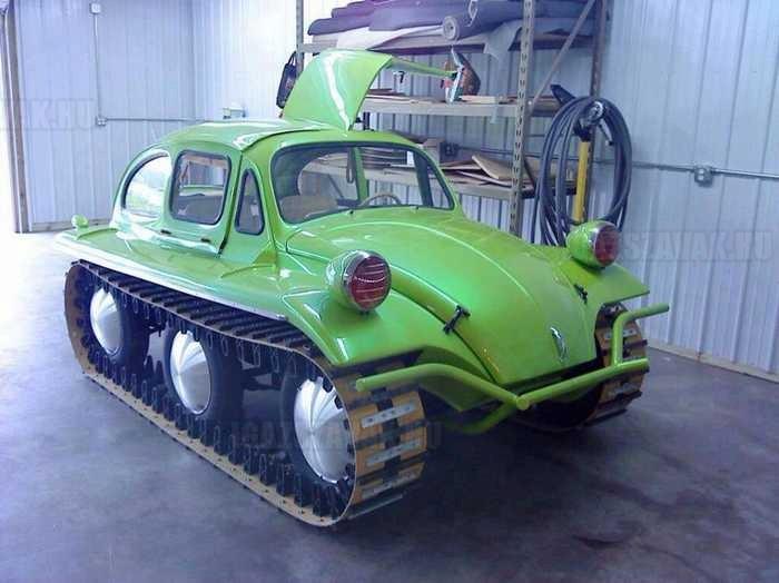tank bogár