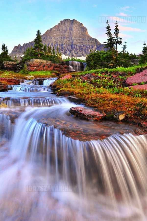 Glacier Nemzeti Park, Montana
