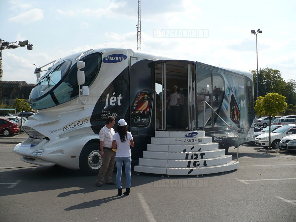 A legmenőbb busz amit valaha láttál