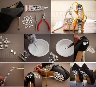 Alakítsd át a cipődet percek alatt