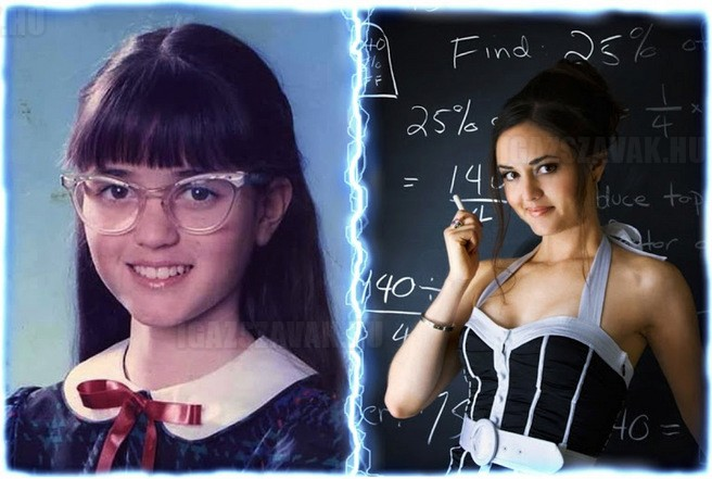 Danica McKellar Then And Now Result