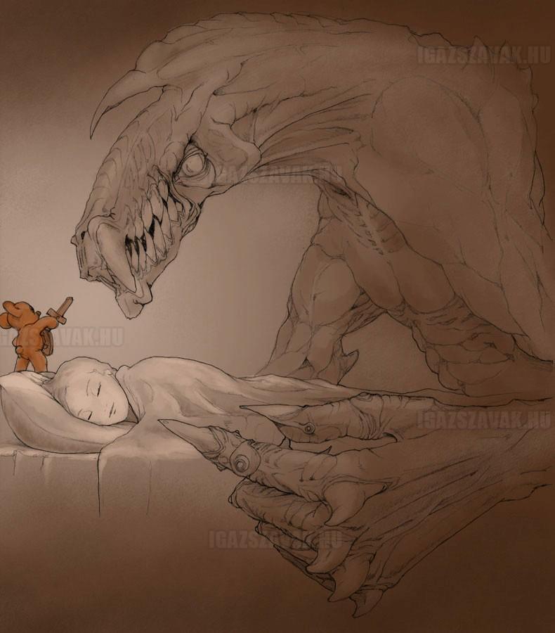 Ezért alszunk plüssmacival