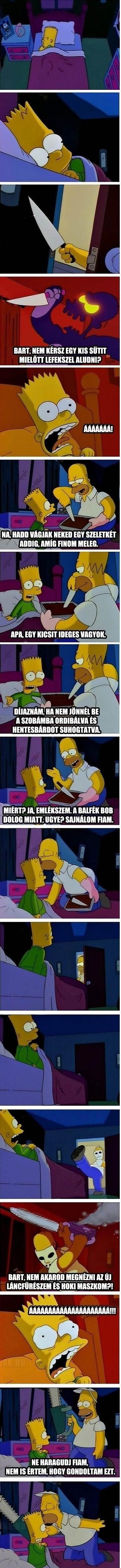 Homer a jó apa