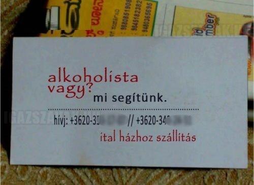 Alkoholista vagy