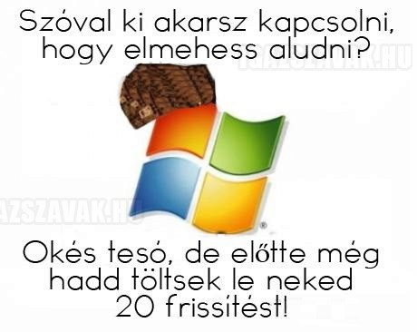 Csak a Windows