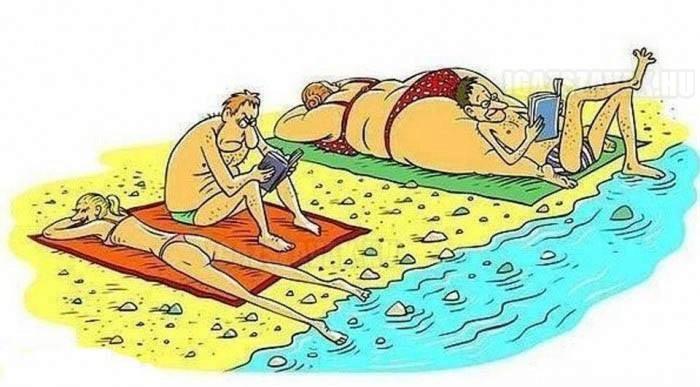Nem mindig a sovány barátnő a jobb…