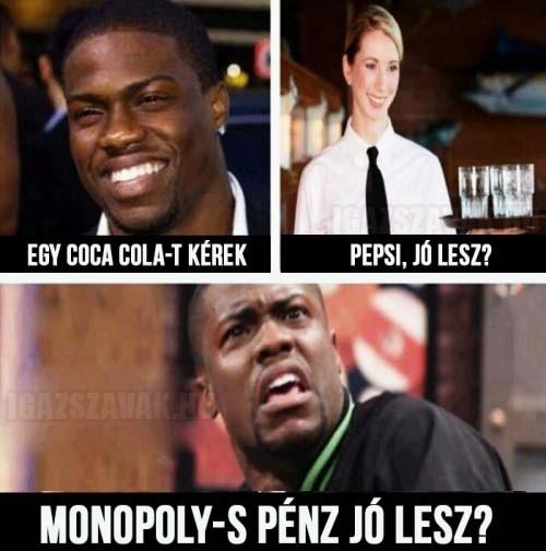 Pepsi, jó lesz