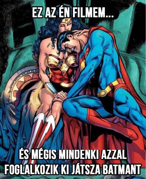 Szegény Superman