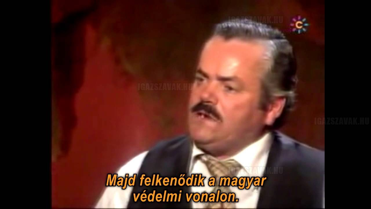 Hollandia – Magyarország 8-1