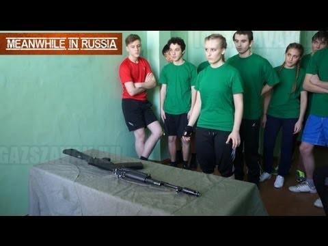 Milyen órád lesz? AK-74 összeszerelés…