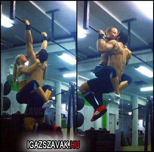 A legjobb motiváció az edzéshez