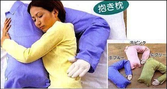 Alvós párna szingliknek