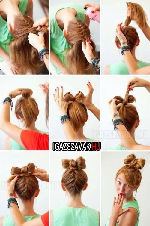 Csináld magad - frizura