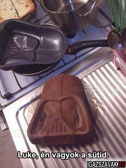 Darth Vader kicsit másképp