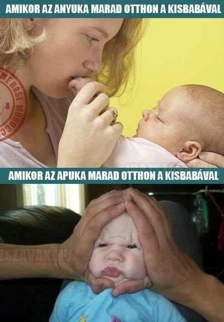 Egy baba mindennapjai