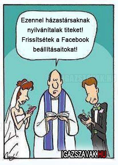Házasság a napjainkban