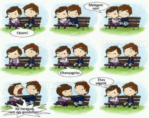 Ilyen egy igazi párkapcsolat
